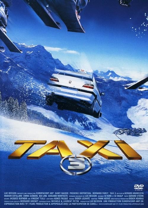 【中古】3.TAXi 【DVD】/サミー・ナセリ