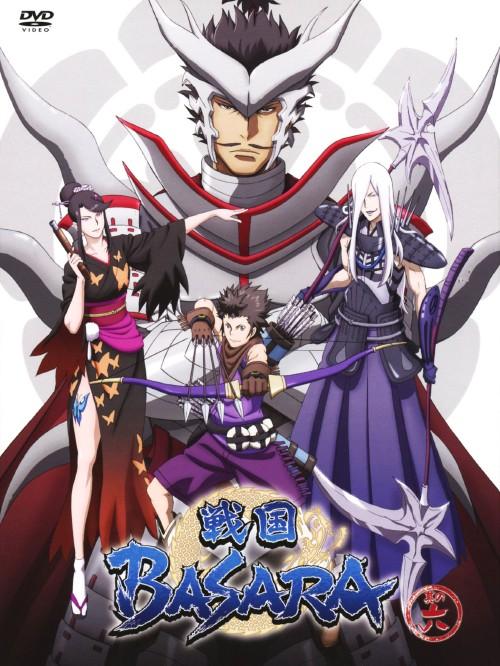 【中古】6.戦国BASARA 【DVD】/中井和哉