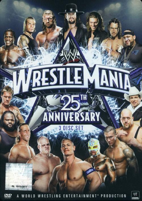 【中古】WWE レッスルマニア25 【DVD】/トリプルH