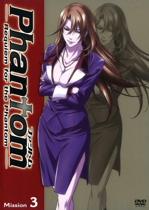 【中古】3.Phantom Requiem for the Phantom 【DVD】/高垣彩陽