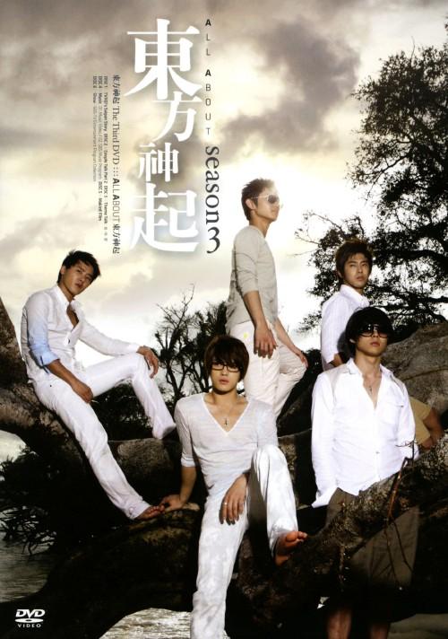 【中古】ALL ABOUT 東方神起 3rd 【DVD】/東方神起
