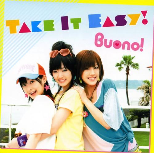 【中古】Buono!/Take It Easy! 【DVD】/Buono!