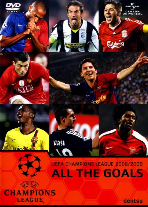 【中古】UEFAチャンピオンズリーグ2008/2009ザ・ゴールズ 【DVD】