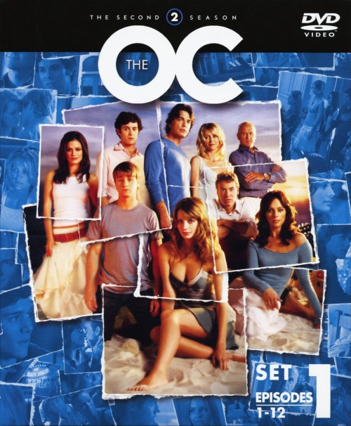 【中古】1.The OC 2nd セット 【DVD】/ミーシャ・バートン