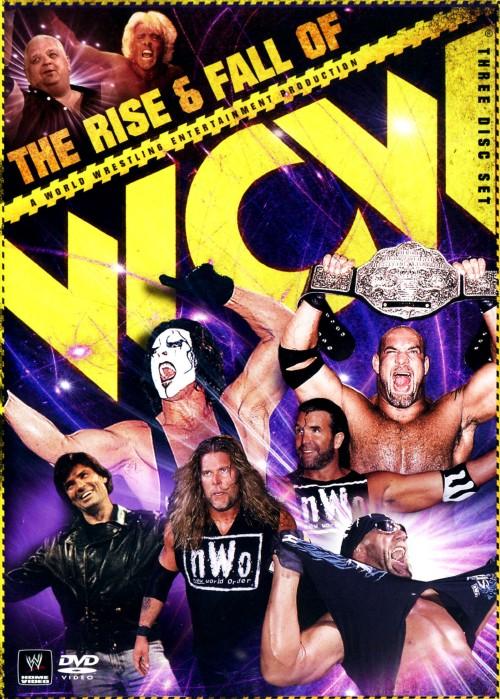 【中古】WWE WCW ライズ・アンド・フォール 【DVD】/ハルク・ホーガン