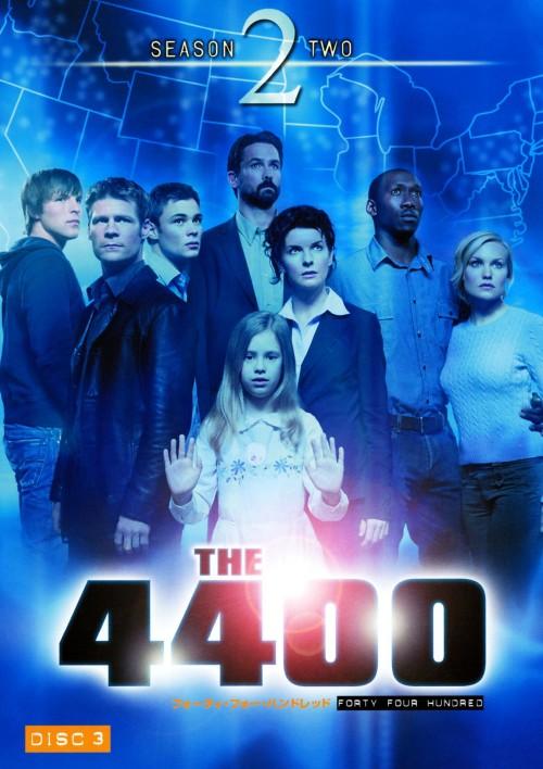 【中古】3.THE 4400 2nd 【DVD】/ジョエル・グレッチ