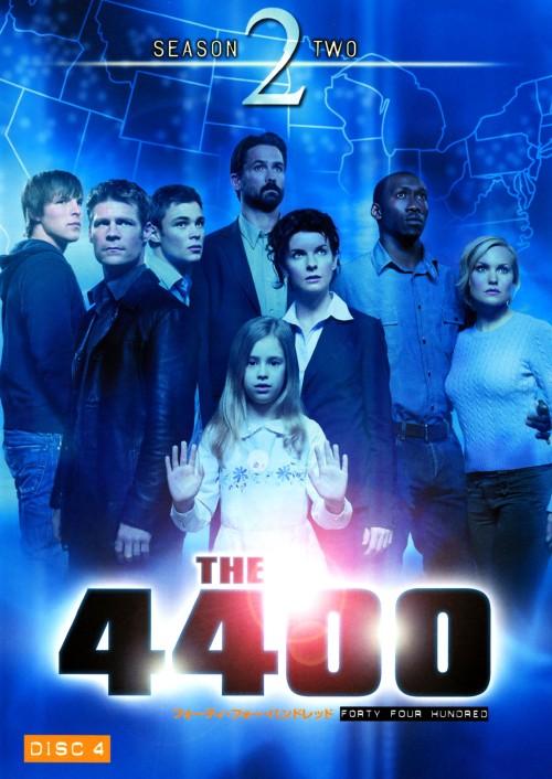【中古】4.THE 4400 2nd (完) 【DVD】/ジョエル・グレッチ