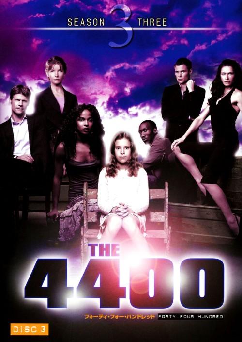 【中古】3.THE 4400 3rd 【DVD】/ジョエル・グレッチ