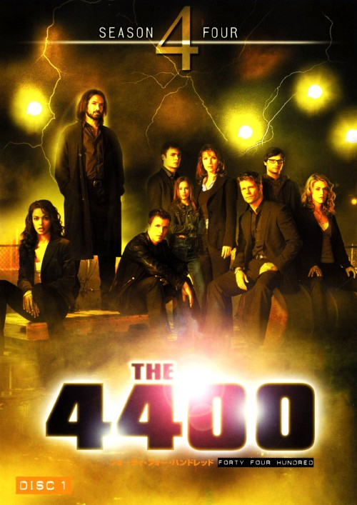 【中古】1.THE 4400 4th 【DVD】/ジョエル・グレッチ