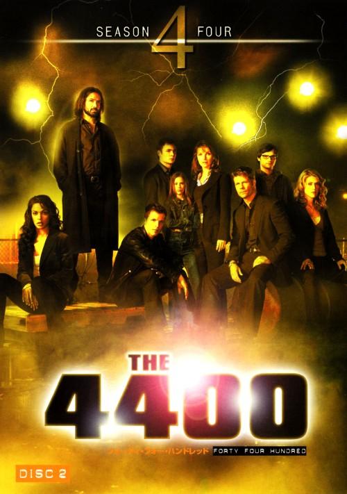 【中古】2.THE 4400 4th 【DVD】/ジョエル・グレッチ