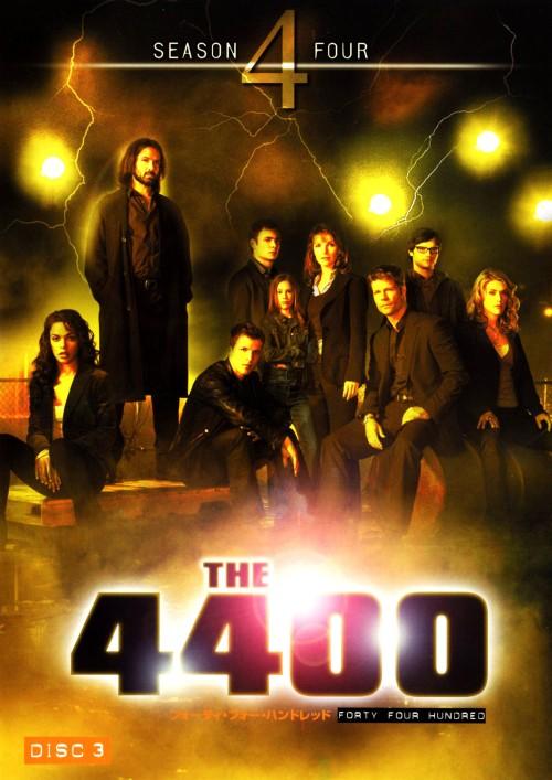 【中古】3.THE 4400 4th 【DVD】/ジョエル・グレッチ