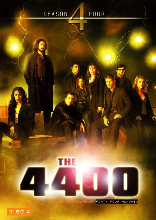【中古】4.THE 4400 4th (完) 【DVD】/ジョエル・グレッチ