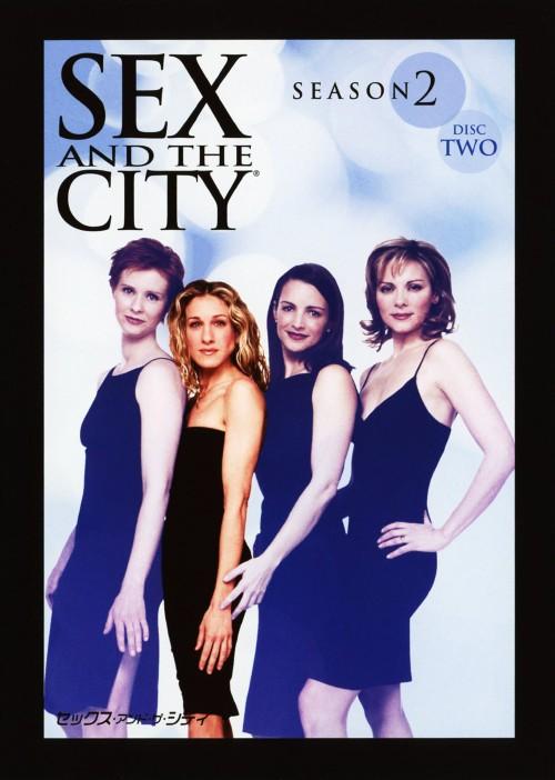 【中古】2.Sex and the City 2nd 【DVD】/サラ・ジェシカ・パーカー