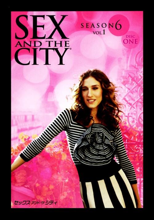 【中古】1-1.Sex and the City 6th 【DVD】/サラ・ジェシカ・パーカー