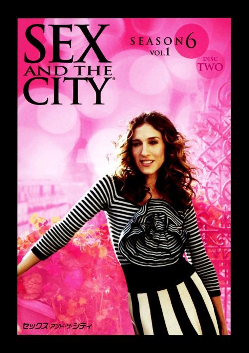 【中古】1-2.Sex and the City 6th 【DVD】/サラ・ジェシカ・パーカー