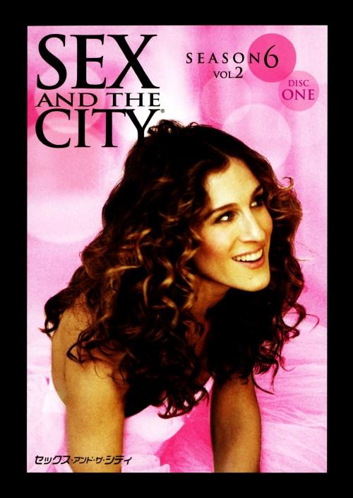 【中古】2-1.Sex and the City 6th 【DVD】/サラ・ジェシカ・パーカー