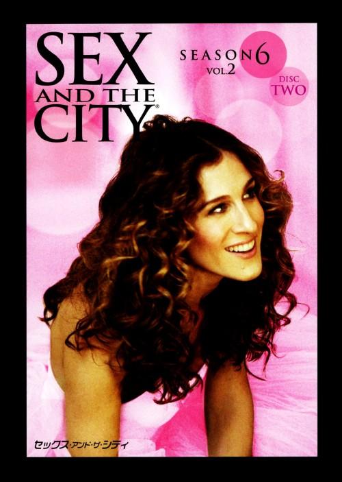 【中古】2-2.Sex and the City 6th 【DVD】/サラ・ジェシカ・パーカー