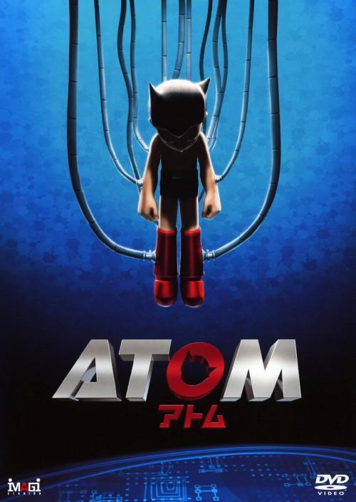 【中古】ATOM スタンダード・ED 【DVD】/フレディ・ハイモア