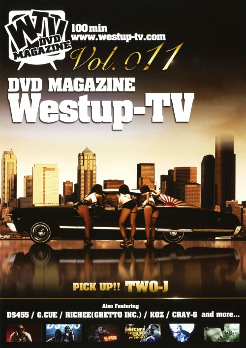 【中古】11.Westup−TV 【DVD】