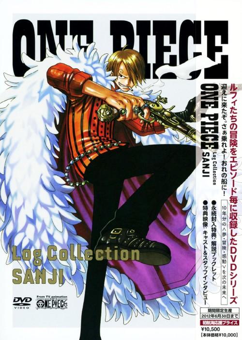【中古】期限)ONE PIECE Log Collection 「SANJI」 【DVD】/田中真弓