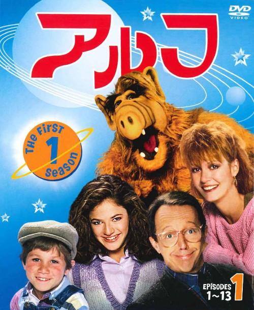 【中古】TV2】1.アルフ 1st セット 【DVD】/マックス・ライト