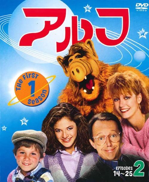 【中古】TV2】2.アルフ 1st セット (完) 【DVD】/マックス・ライト