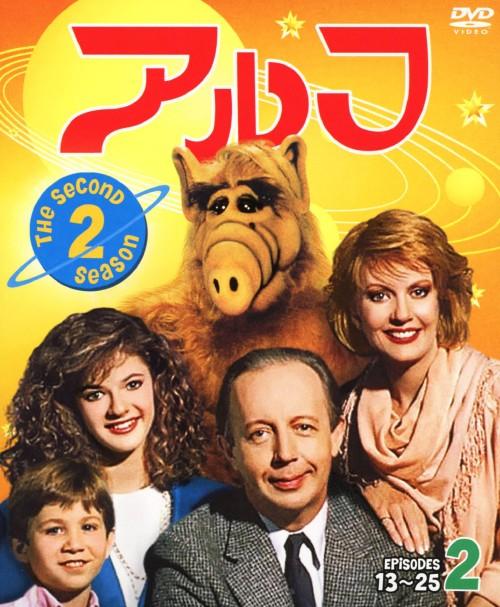 【中古】TV2】2.アルフ 2nd セット (完) 【DVD】/マックス・ライト