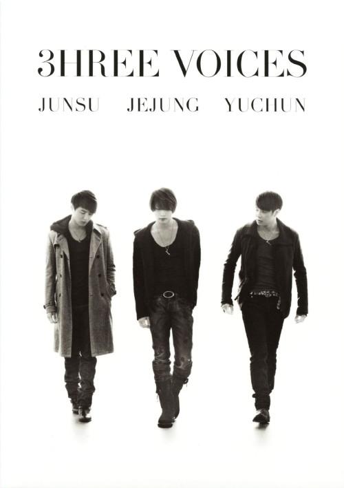 【中古】3HREE VOICES 【DVD】/JYJ