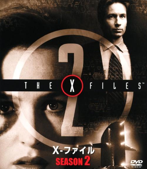 【中古】X−ファイル 2nd コンパクト・BOX 【DVD】/デイビッド・ドゥカブニー