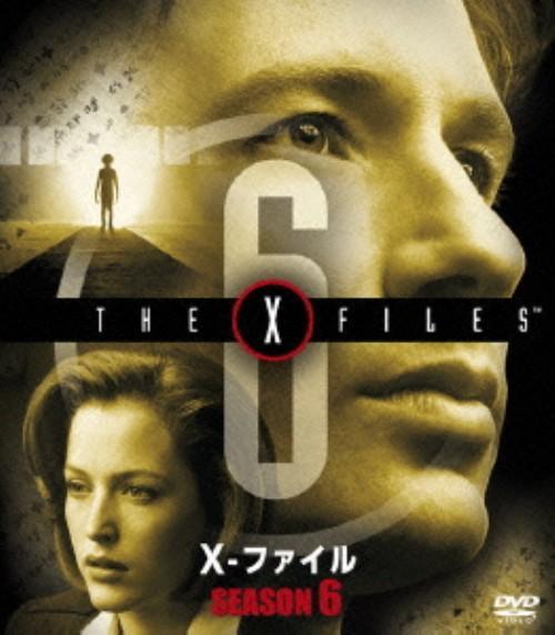 【中古】X−ファイル 6th コンパクト・BOX 【DVD】/デイビッド・ドゥカブニー