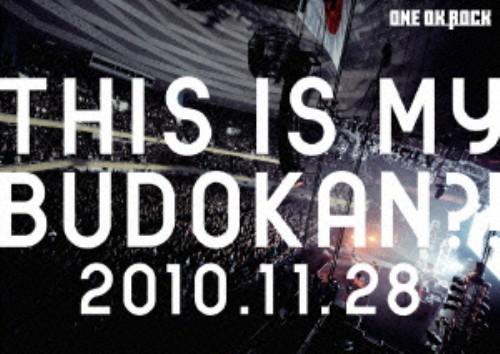 【中古】ONE OK ROCK/LIVE…BUDOKAN?!2010.11.28 【DVD】/ONE OK ROCK