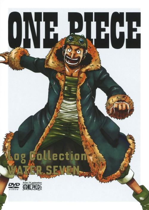 【中古】期限)ONE PIECE Log Coll… 「WATER SEVEN」 【DVD】/田中真弓