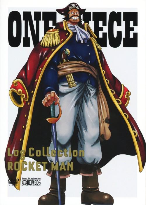 【中古】期限)ONE PIECE Log Collect…「ROKET MAN」 【DVD】/田中真弓