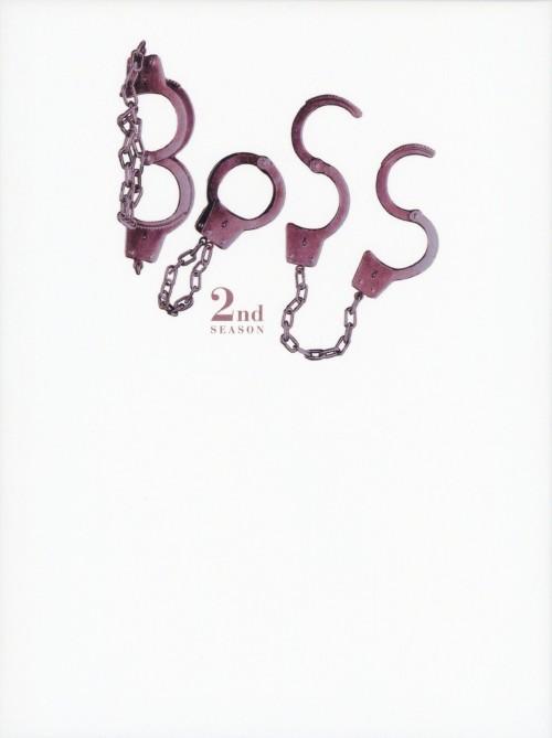 【中古】BOSS 2nd BOX 【DVD】/天海祐希