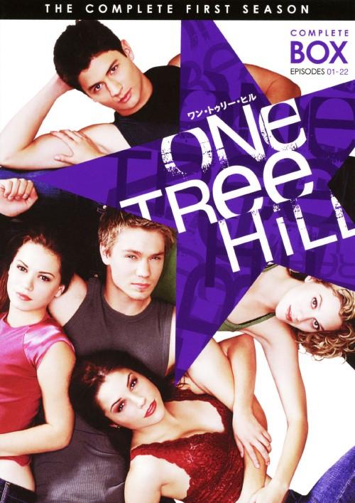 【中古】One Tree Hill/ワン・トゥリー・ヒル 1st コンプリートBOX 【DVD】/チャド・マイケル・マーレイ