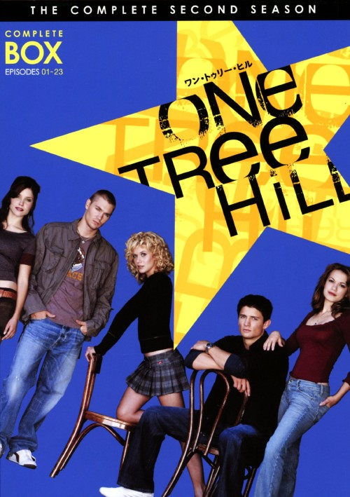 【中古】One Tree Hill/ワン・トゥリー・ヒル 2nd コンプリートBOX 【DVD】/チャド・マイケル・マーレイ