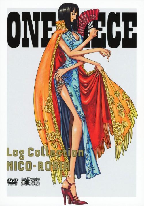 【中古】期限)ONE PIECE Log Colle… 「NICO・ROBIN」 【DVD】/田中真弓
