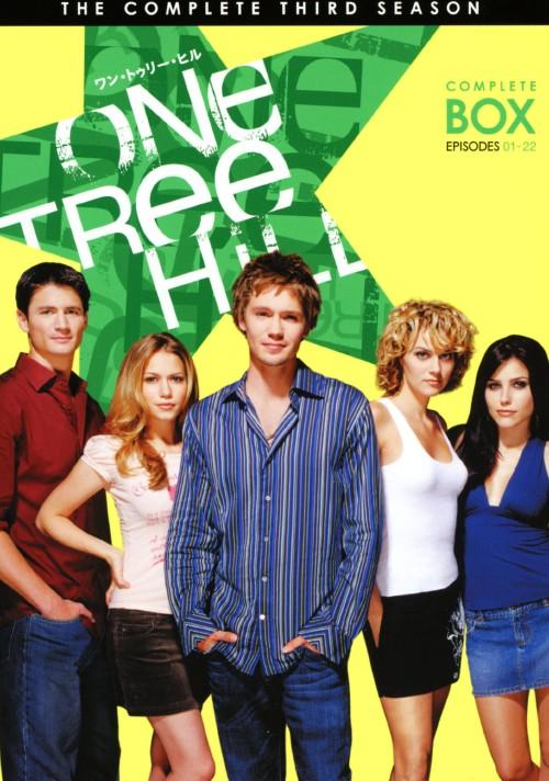 【中古】One Tree Hill/ワン・トゥリー・ヒル 3rd コンプリートBOX 【DVD】/チャド・マイケル・マーレイ