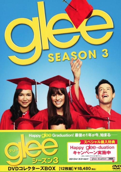 【中古】glee グリー 3rd コレクターズBOX 【DVD】/マシュー・モリソン