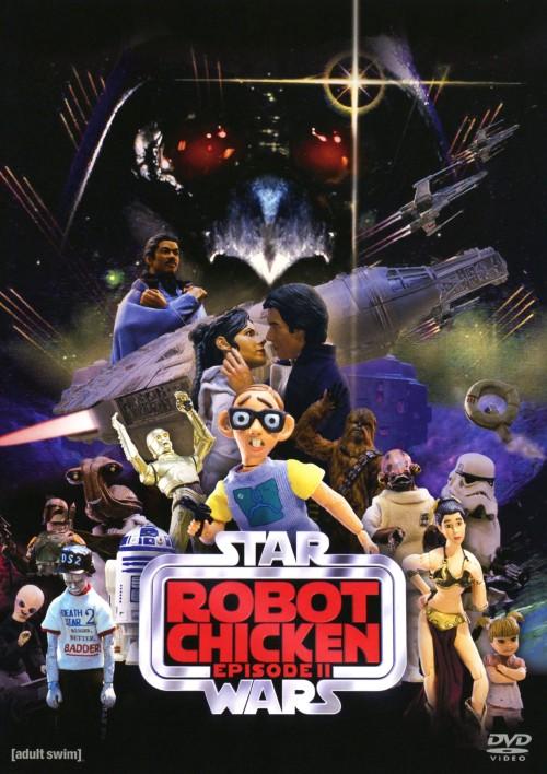 【中古】2.ロボットチキン/スター・ウォーズ 【DVD】/セス・グリーン