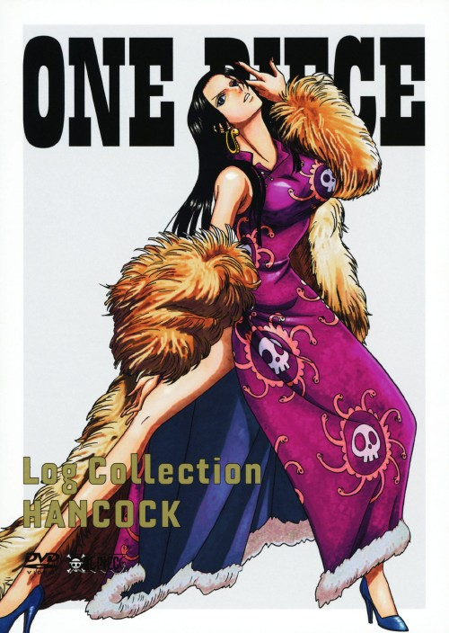 【中古】ONE PIECE Log Collection 「HANCOCK」 【DVD】/田中真弓