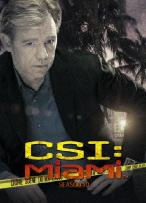 【中古】2.CSI:マイアミ 10th ザ・ファイナル コンプリートBOX 【DVD】/デヴィッド・カルーソ