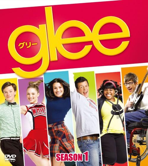 【中古】glee グリー 1st コンパクト BOX 【DVD】/マシュー・モリソン