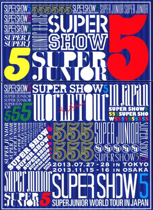 【中古】初限)SUPER JUNIOR WORL…SHOW 5 in JAPAN 【DVD】/SUPER JUNIOR