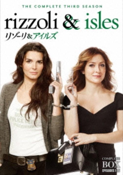 【中古】リゾーリ&アイルズ 3rd コンプリート・BOX 【DVD】/アンジー・ハーモン
