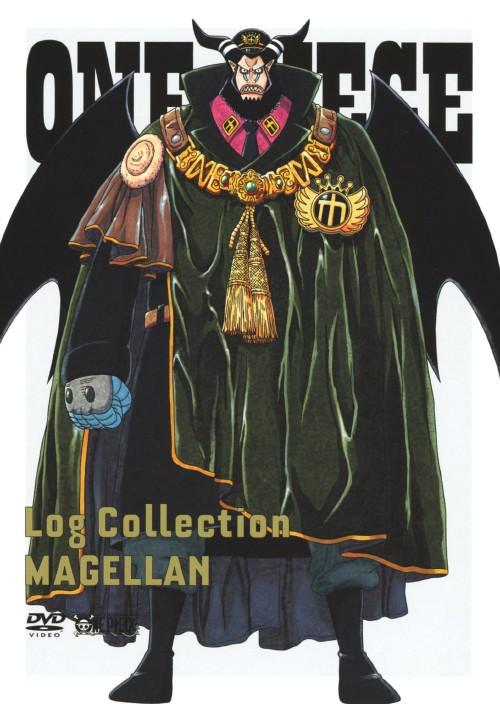 【中古】ONE PIECE Log Collection 「MAGELLAN」 【DVD】/田中真弓