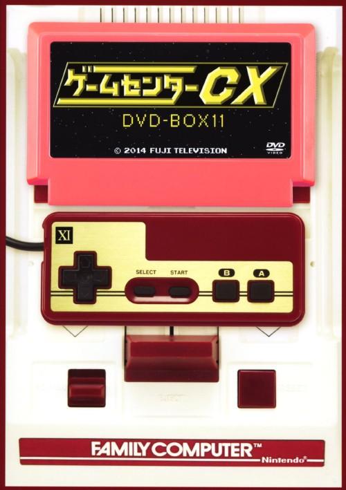 【中古】11.ゲームセンターCX BOX 【DVD】/有野晋哉