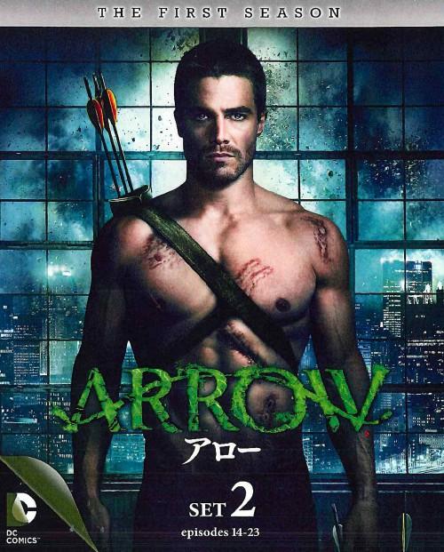 【中古】2.ARROW アロー 1st セット 【DVD】/スティーヴン・アメル