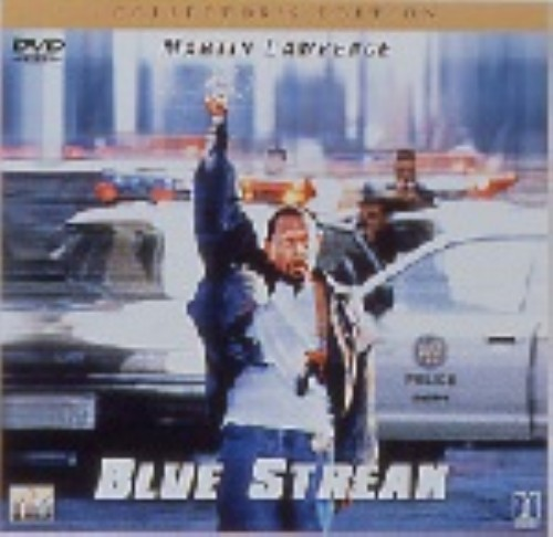 【中古】ブルー・ストリーク 【DVD】/マーティン・ローレンス