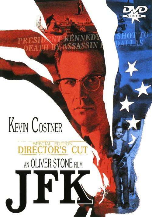 【中古】限)JFK ディレクターズカット特別版 【DVD】/ケビン・コスナー